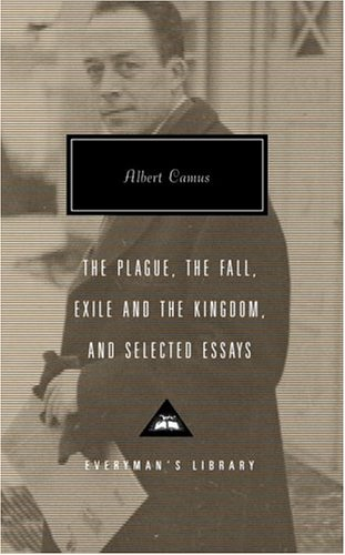 Plague, the Fall, Exile and the Kingdom, and Selected Essays   2004 edition cover