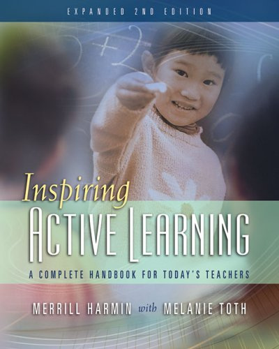 Inspiring Active Learning A Complete Handbook for Today's Teachers 2nd 2006 edition cover