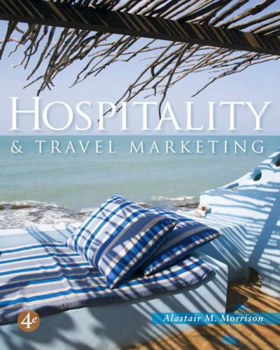 Hospitality and Travel Marketing  4th 2010 edition cover
