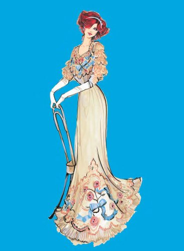 Dreaming of Dior Every Dress Tells a Story  2009 edition cover