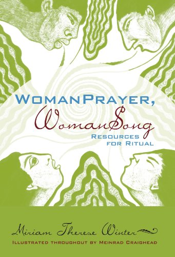 WomanPrayer WomanSong Resources for Ritual N/A 9781556358555 Front Cover