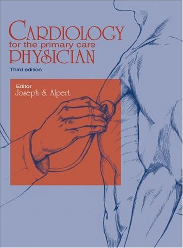 Cardiology for the Primary Care Physician  3rd 2000 edition cover