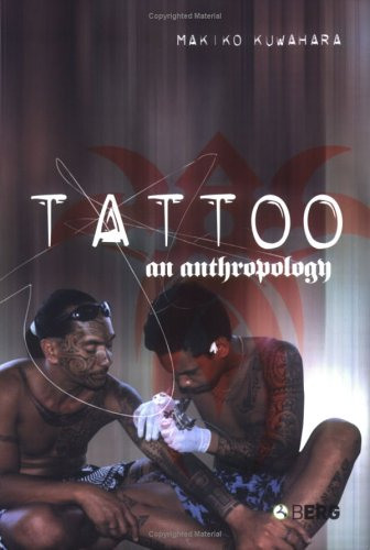 Tattoo An Anthropology  2005 edition cover