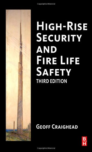 High-Rise Security and Fire Life Safety  3rd 2009 edition cover