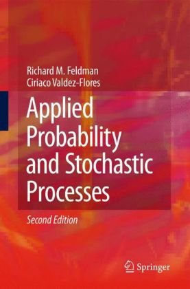 Applied Probability and Stochastic Processes  2nd 2010 edition cover