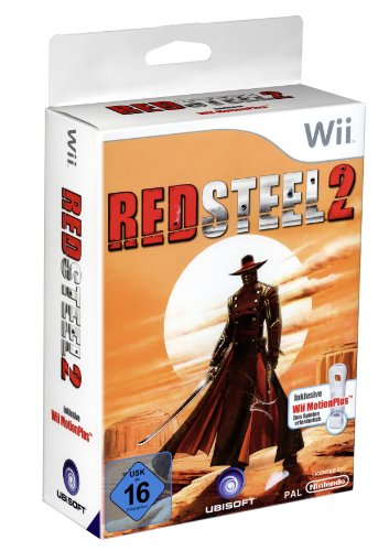 Red Steel 2 + Wii Motion Plus Nintendo Wii artwork