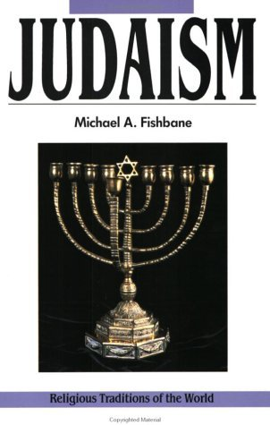 Judaism Revelations and Traditions, Religious Traditions of the World Series N/A edition cover