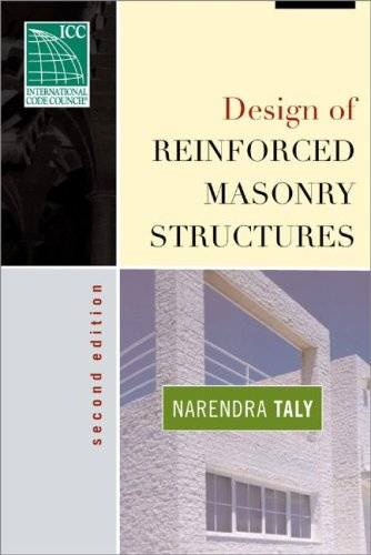 Design of Reinforced Masonry Structures  2nd 2010 (Revised) edition cover