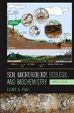 Soil Microbiology, Ecology and Biochemistry  4th 2015 edition cover