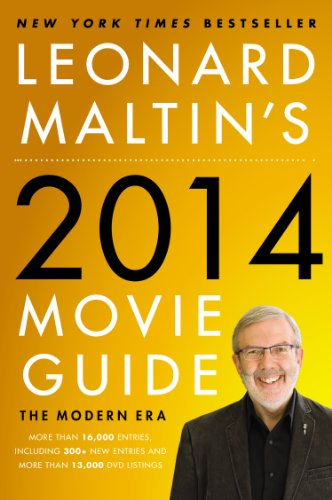 Leonard Maltin's 2014 Movie Guide The Modern Era N/A 9780142180556 Front Cover
