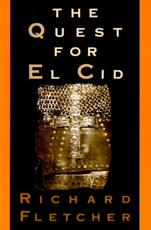 Quest for El Cid   1991 edition cover