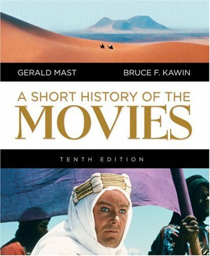 Short History of the Movies  10th 2008 edition cover