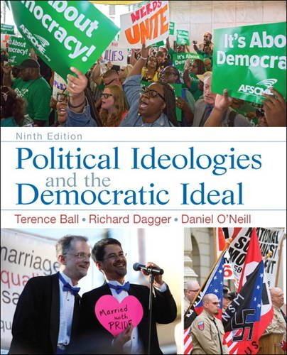 Political Ideologies and the Democratic Ideal  9th 2014 edition cover