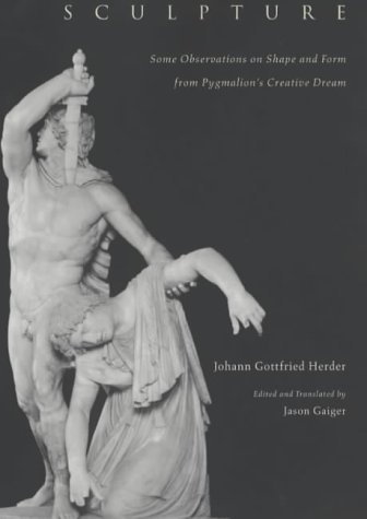 Sculpture Some Observations on Shape and Form from Pygmalion's Creative Dream  2002 edition cover