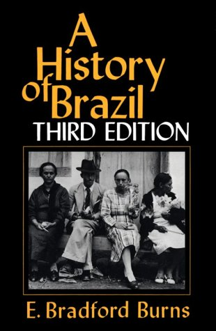 History of Brazil  3rd edition cover