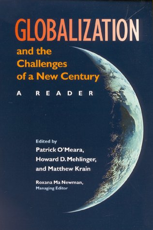 Globalization and the Challenges of a New Century A Reader  2000 edition cover