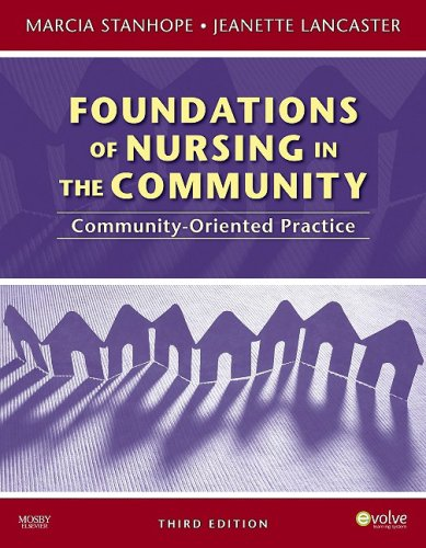 Foundations of Nursing in the Community Community-Oriented Practice 3rd 2010 edition cover