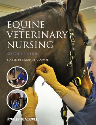 Equine Veterinary Nursing  2nd 2012 edition cover