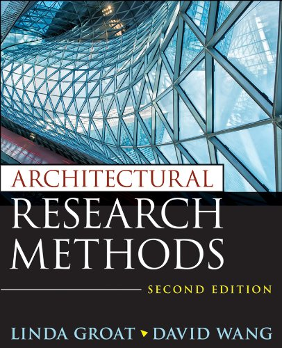 Architectural Research Methods  2nd 2013 edition cover