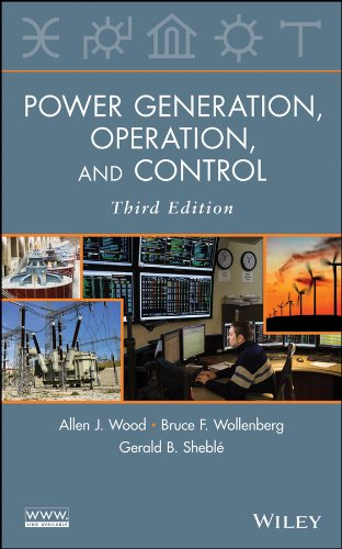 Power Generation, Operation, and Control  3rd 2014 edition cover