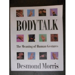 Bodytalk : The Meaning of Human Gestures N/A 9780517883556 Front Cover