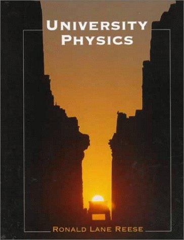 University Physics   2000 edition cover