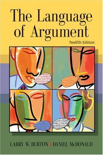 Language of Argument  12th 2008 edition cover
