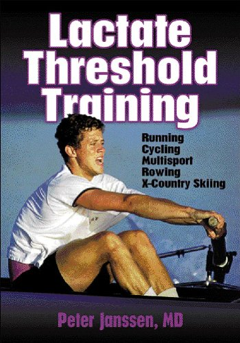 Lactate Threshold Training   2001 edition cover
