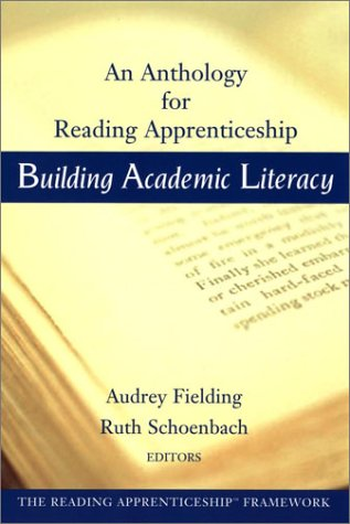 Building Academic Literacy An Anthology for Reading Apprenticeship  2003 edition cover