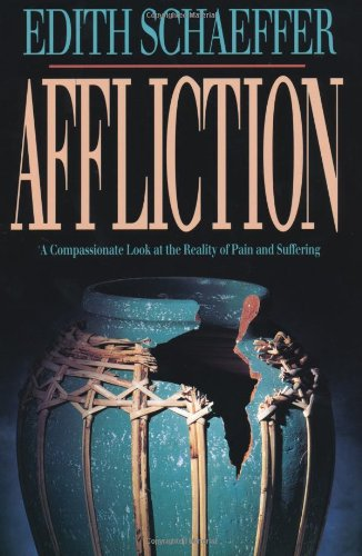 Affliction  Reprint  edition cover