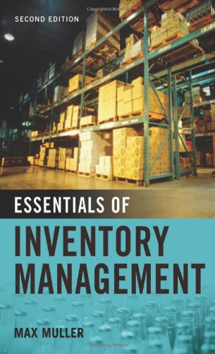 Essentials of Inventory Management  2nd 2011 edition cover