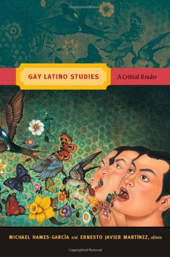 Gay Latino Studies A Critical Reader  2011 edition cover