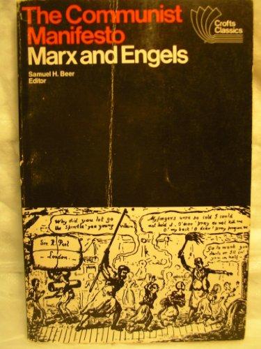 Communist Manifesto   1955 edition cover