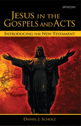 Jesus in the Gospels and Acts Introducing the New Testament  2009 edition cover