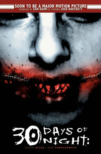 30 Days of Night   2003 edition cover