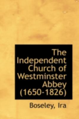Independent Church of Westminster Abbey  N/A 9781113156556 Front Cover