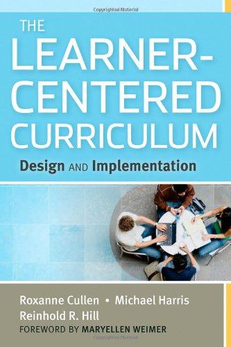 Learner-Centered Curriculum Design and Implementation  2012 edition cover