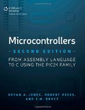 Microcontrollers: From Assembly Language to C Using the Pic24 Family  2014 edition cover