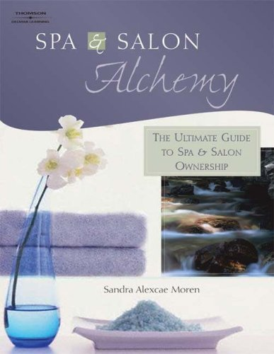 Spa and Salon Alchemy   2005 9781401879556 Front Cover