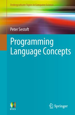 Programming Language Concepts   2012 edition cover