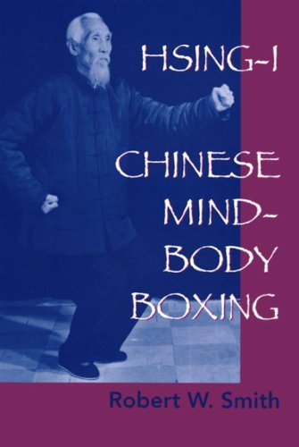 Hsing-I Chinese Mind-Body Boxing  2003 9781556434556 Front Cover