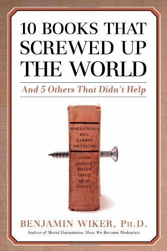 10 Books That Screwed up the World And 5 Others That Didn't Help  2008 edition cover