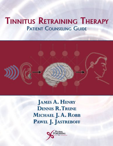 Tinnitus Retraining Therapy Patient Counseling Guide  2009 edition cover
