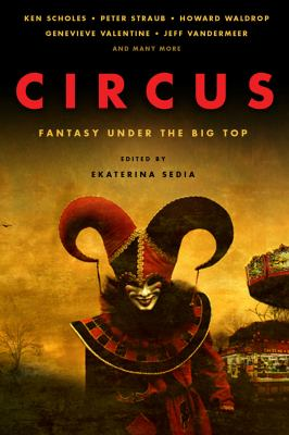 Circus Fantasy under the Big Top  2012 edition cover