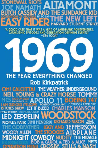 1969 The Year Everything Changed N/A edition cover
