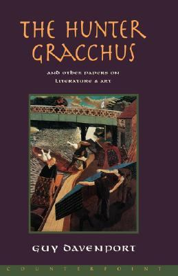 Hunter Gracchus And Other Papers on Literature and Art N/A edition cover