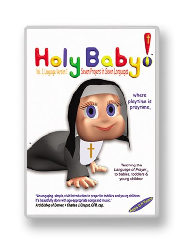 Holy Baby! Seven Prayers in Seven Languages:   2007 edition cover