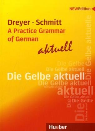 A Practice Grammer of German 1st 2005 edition cover