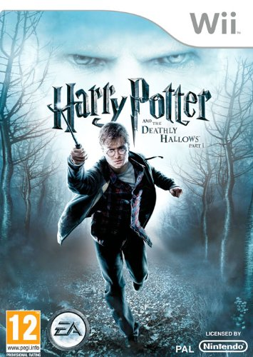 Harry Potter and The Deathly Hallows - Part 1 (Wii) Nintendo Wii artwork