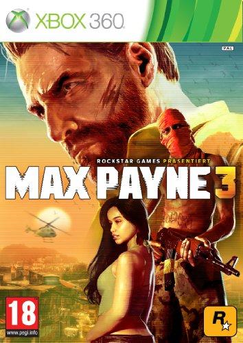 Max Payne 3 (uncut) [PEGI] Xbox 360 artwork